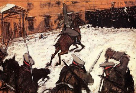 Valentin Alexandrowitsch Serow - Soldaten, wo ist euer Ruhm ?