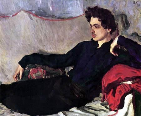 Valentin Alexandrowitsch Serow - Nikolai Posnjakow