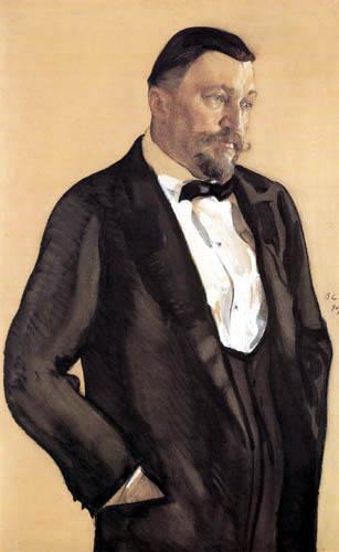 Valentin Alexandrowitsch Serow - Alexei Morosow