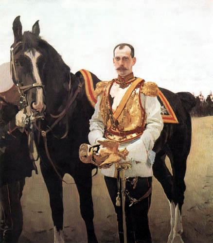 Valentin Alexandrowitsch Serow - Großfürst Pawel Alexandrowitsch