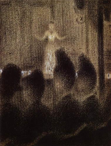 Georges-Pierre Seurat - Im Konzert 'Européen'