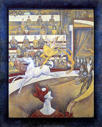 Georges-Pierre Seurat - Circus