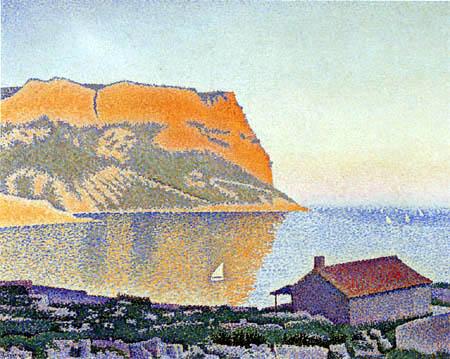 Paul Signac - Cap Canaille, Cassis