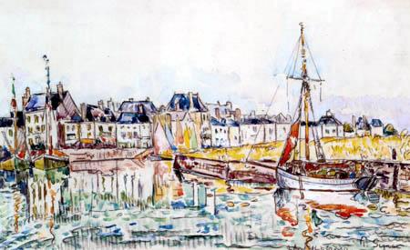 Paul Signac - Le Croisic