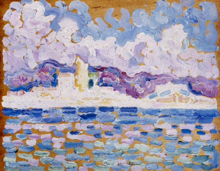 Paul Signac - Morgens, Antibes