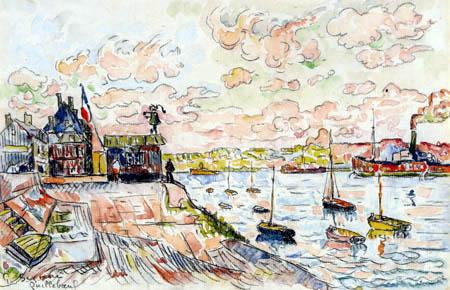 Paul Signac - Quilleboeuf