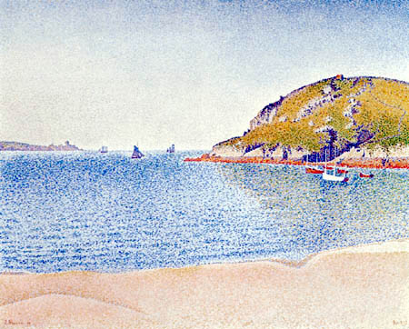 Paul Signac - Saint-Cast