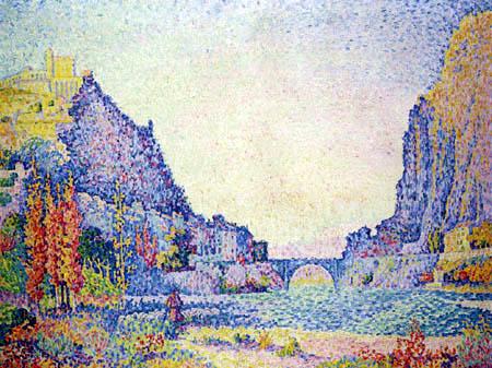 Paul Signac - Sisteron