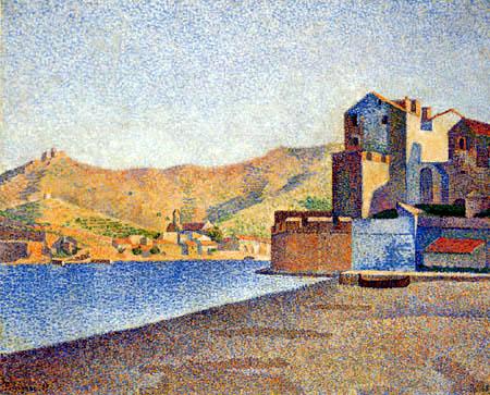 Painting Copies Of Neo Impressionism Art Print