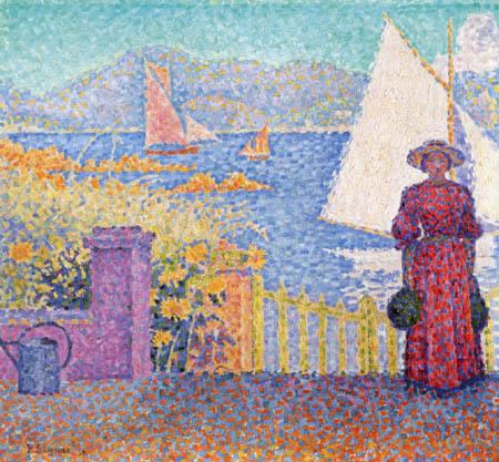 Paul Signac - Saint-Tropez