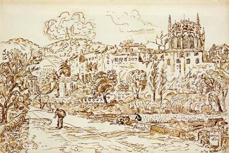Paul Signac - Viviers