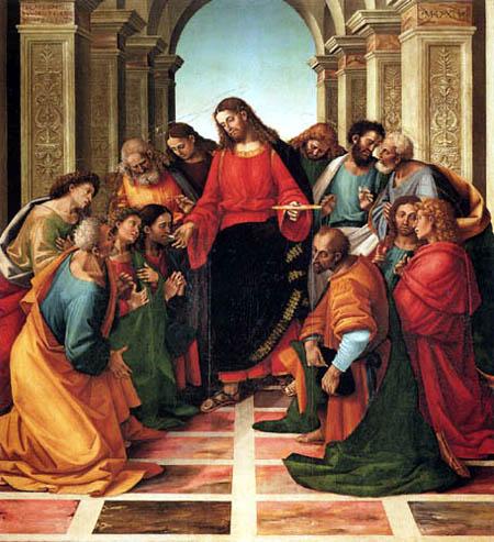 Luca Signorelli - St. Eucharistie