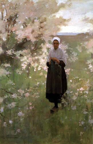 Edward Emerson Simmons - Spring