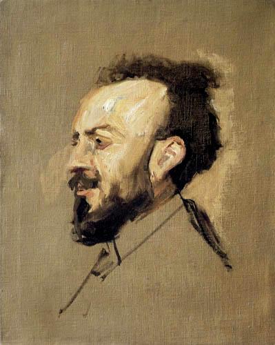 Max Slevogt - Bildnis Francisco d´Andrade