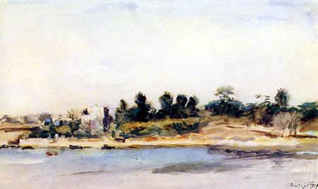 Max Slevogt - Départ de Brindisi