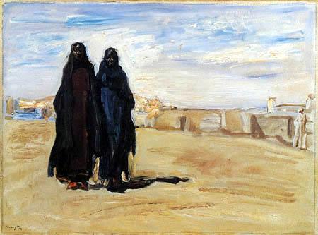 Max Slevogt - Sudanesische Frauen