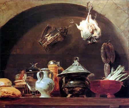 Frans Snyders (Snijders) - Küchenstillleben