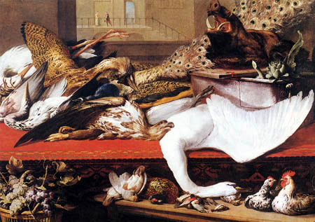 Frans Snyders (Snijders) - Still Life