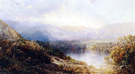 William Louis Sonntag Snr. - Distant Vista