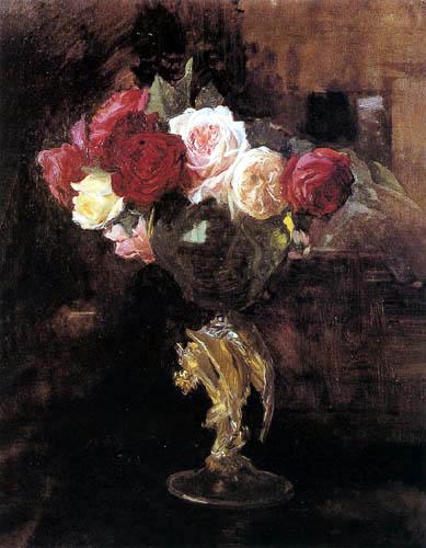 Joaquín Sorolla y Bastida - Rosen