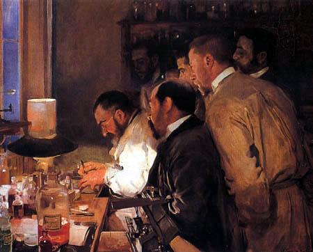 Joaquín Sorolla y Bastida - Eine Untersuchung
