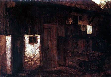 Johann Sperl - Farm in Betzingen