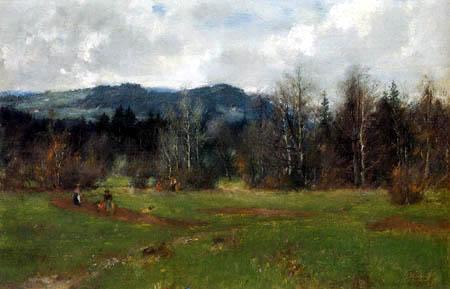 Johann Sperl - Spring in Kutterling