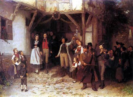 Johann Sperl - Wedding in Swabia