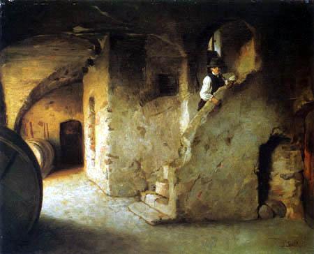 Johann Sperl - Basement vault