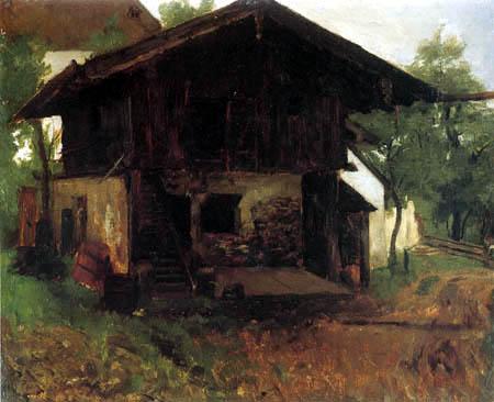 Johann Sperl - Farmhouse