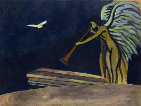 Léon Spilliaert - Resurrection