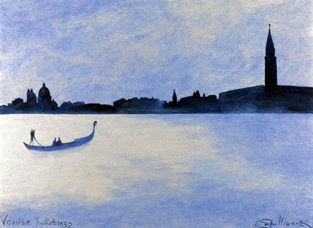 Léon Spilliaert - Venise