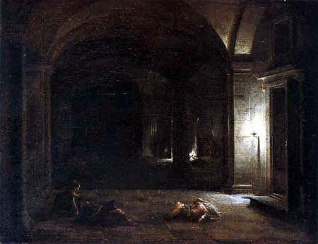 Hendrik van Steenwijk II - A Dungeon