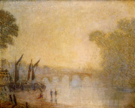Philip Wilson Steer - A Classic Landscape, Richmond