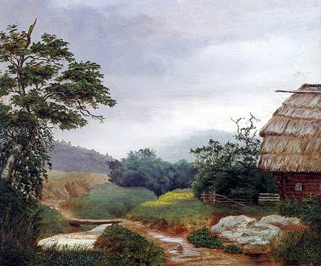 Adalbert Stifter - Landscape