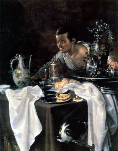 Sebastian Stoskopff - End of the small meal