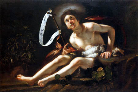 Bernardo Strozzi - John the Baptist