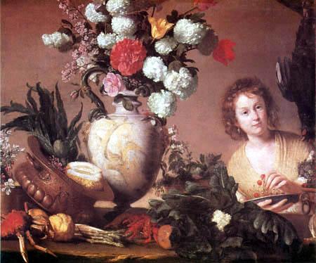 Bernardo Strozzi - The gardener