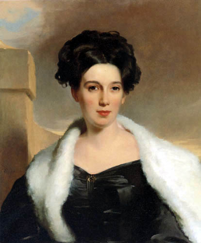 Thomas Sully - Mary Anne Heide Norris