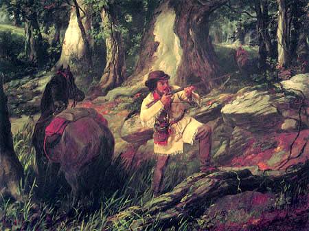 Arthur Fitzwilliam Tait - Sur le sentier de la guerre