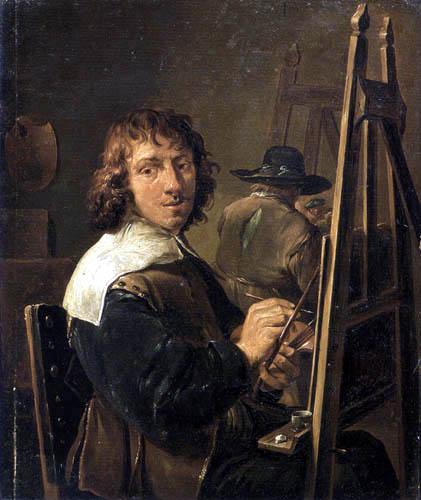 David Teniers le Jeune - Le visage