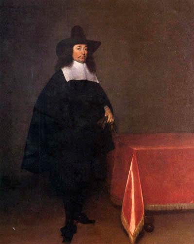 Gerard Terborch (Ter Borch) - Willem Marienburg d. J.