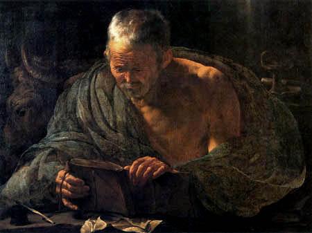 Hendrick Terbrugghen (Ter Brugghen) - Saint Luke