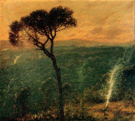 Henry Herbert La Thangue - Ligurian Valley