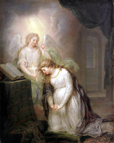 Anna Dorothea Therbusch - Liszewska (Lisiewski, Liesiewka) - Penitent Magdalen