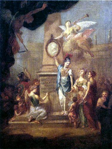 Johann Heinrich Tischbein The Elder - Allegorie