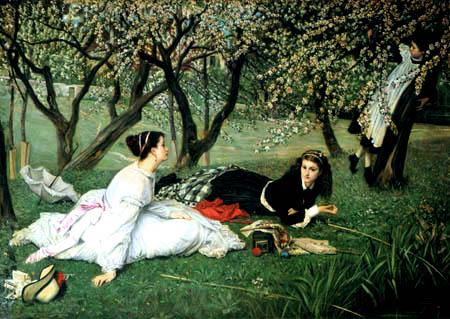 James (Jacques-Joseph) Tissot - Spring