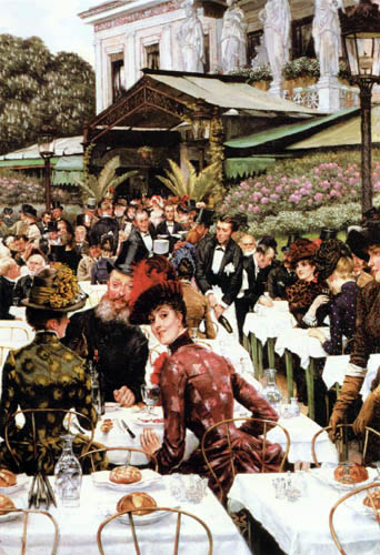 James (Jacques-Joseph) Tissot - The ladies of the artist