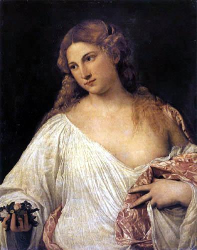 Tizian (Tiziano Vecellio) - Flora
