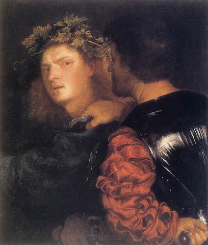 Tizian (Tiziano Vecellio) - Der Wilde